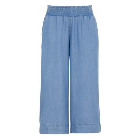 Nohavicová sukňa z lyocellu Rosie