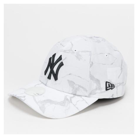 New Era 940W MLB WMNS Marble NY biela / šedá