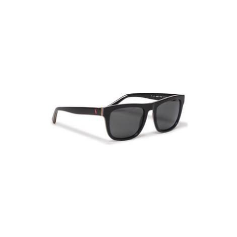Polo Ralph Lauren Slnečné okuliare 0PH4161 582887 Čierna