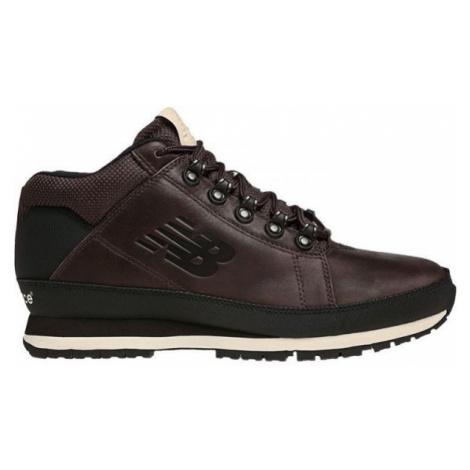 New Balance H754LLB hnedá - Pánska zimná obuv
