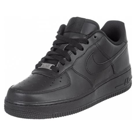 Nike Sportswear Tenisky 'Air Force'  čierna