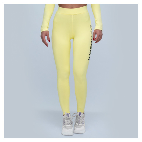 GymBeam Women's Leggings Advanced Lemon  XS
