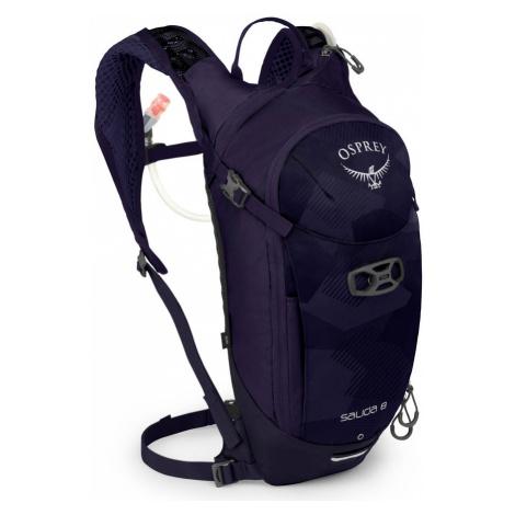 Cyklistický batoh Osprey Salida 8 fialový
