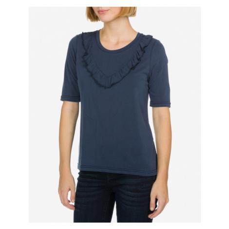 Vero Moda Aria Tričko Modrá