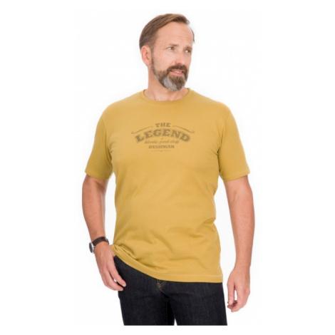 Bushman tričko Union yellow