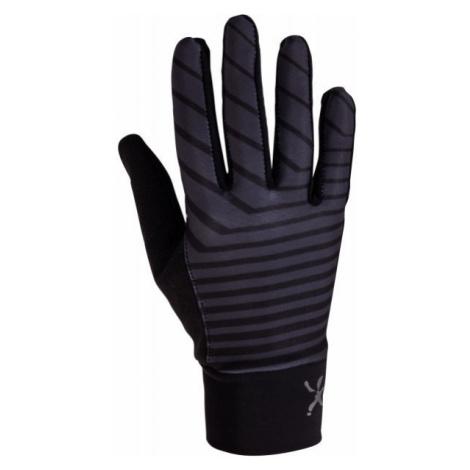Klimatex ACAT čierna - Zimné bežecké rukavice
