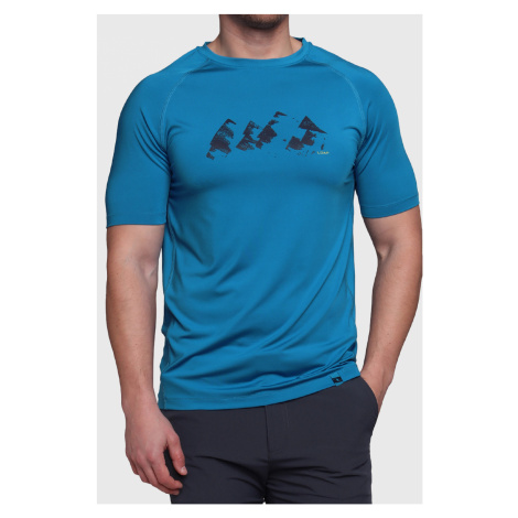 Modré tričko Loap Meneto