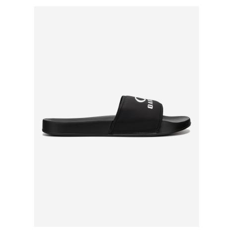 Ellipse Pantofle Oakley Čierna