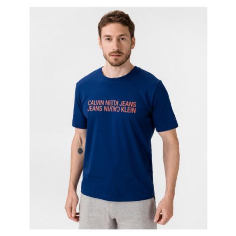 Calvin Klein Tričko Modrá