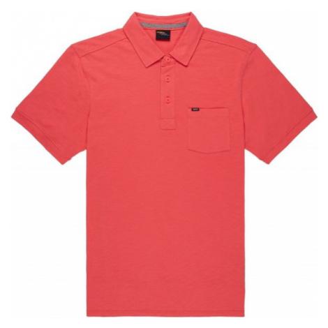 O'Neill LM JACKS BASE POLO červená - Pánske polo tričko