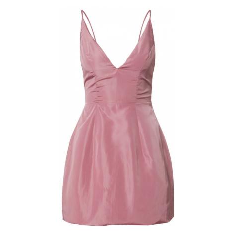 Love Triangle Letné šaty 'SELENA'  staroružová