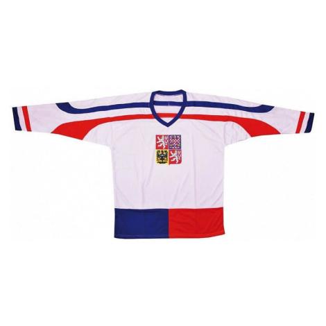 Hokejový dres ČR 2, bílý Oblečení