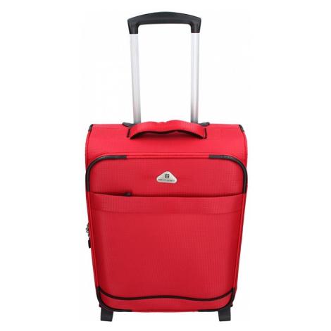 Cestovný kufor Enrico Benetti 16110 - červená