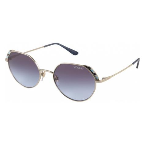 VOGUE Eyewear Slnečné okuliare  tyrkysová / zlatá / modrofialová