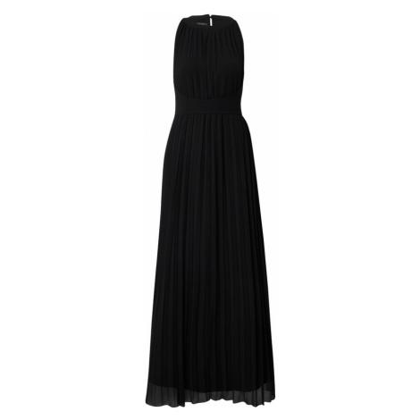 APART Večerné šaty  čierna