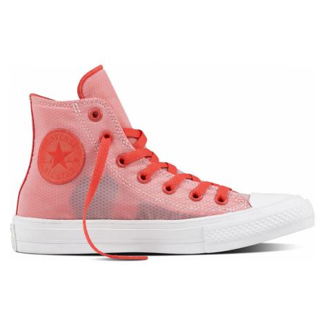 Converse Chuck Taylor All Star II Sheen Mesh-5UK ružové 155427C-5UK