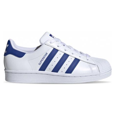 adidas Superstar Junior-5.5 biele FW0772-5.5