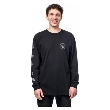 Horsefeathers ERISS ATRIP T-SHIRT čierna - Pánske tričko