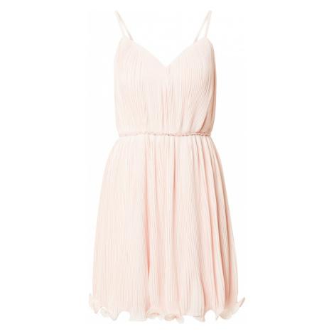 Laona Kokteilové šaty  pastelovo ružová
