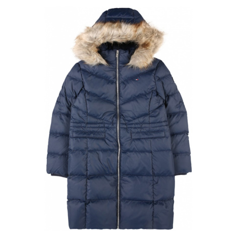 Dievčenské bundy, kabáty a kožuchy Tommy Hilfiger