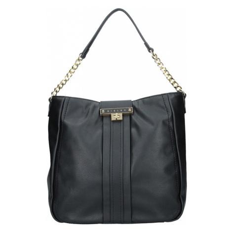 Dámska kabelka Sisley Terry - čierna
