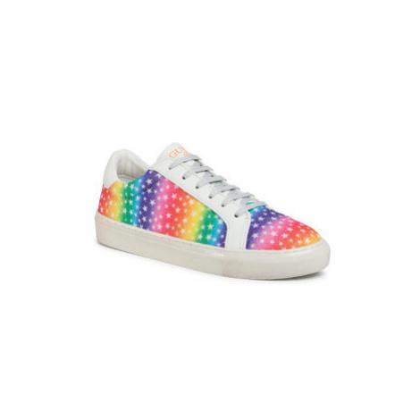 Guess Sneakersy Lucy FJ6LUC FAM12 Farebná