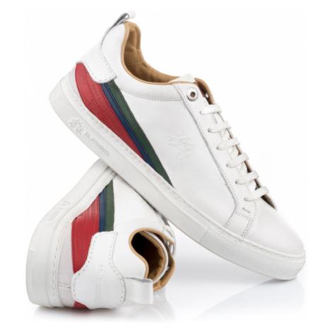 Tenisky La Martina Man Shoes Calf - Buttero