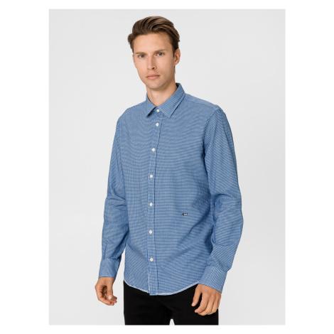 Kins/S Tape Košile GAS Modrá