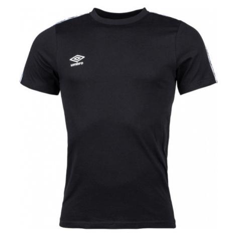 Umbro FW TAPED TEE - Pánske tričko