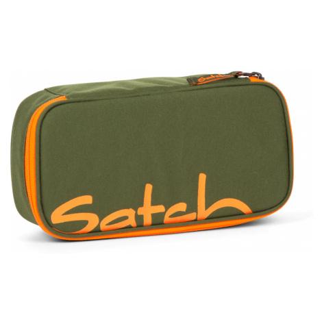 Ergobag Peračník Satch Green Phantom