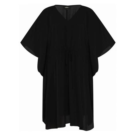 usha BLACK LABEL Letné šaty  čierna