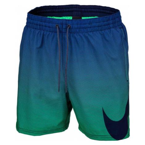 Nike COLOR FADE VITAL modrá - Pánske kúpacie šortky