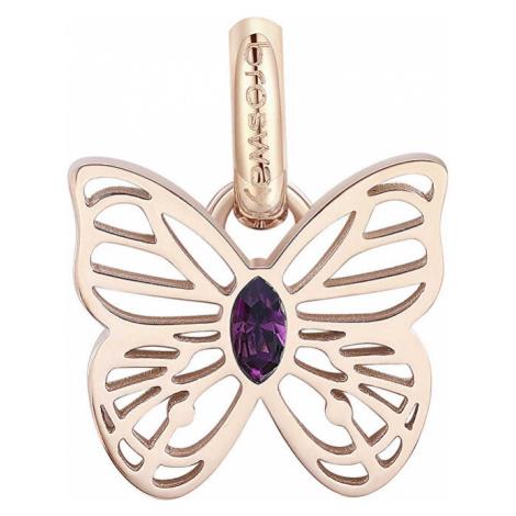 Brosway Bronzový prívesok Motýľ Très Jolie BTJM422