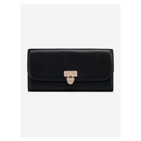 Metallic Soft Peněženka Coccinelle Čierna