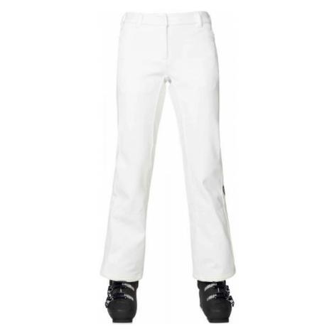 Rossignol SKI SOFTSHELL W biela - Dámske lyžiarske nohavice