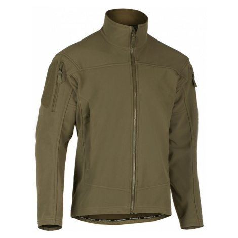 Softshellová bunda CLAWGEAR® Audax - RAL7013