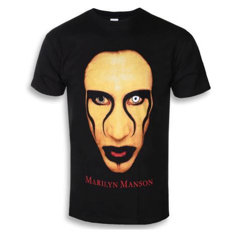 Tričko metal ROCK OFF Marilyn Manson Sex Is Dead Čierna