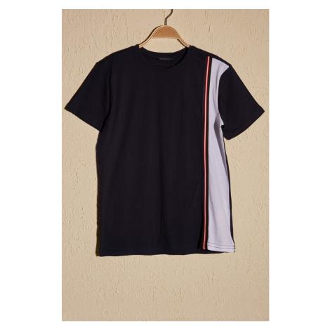Trendyol Navy Men's T-Shirt Navy