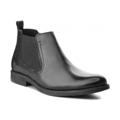 Členkové topánky Lasocki for men MI07-C322-360-16 koža(useň) lícová
