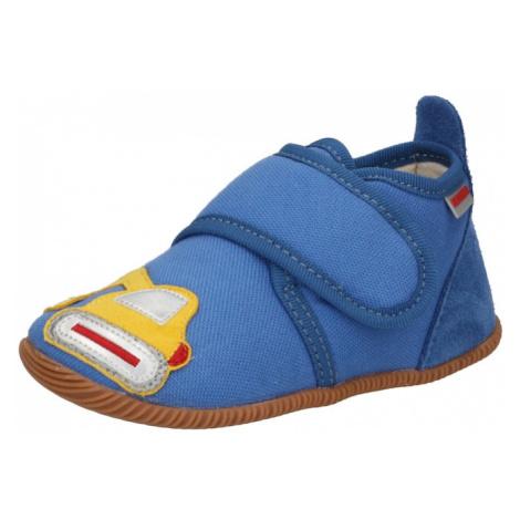 GIESSWEIN Papuče 'Spalt'  modrá / žltá / strieborná