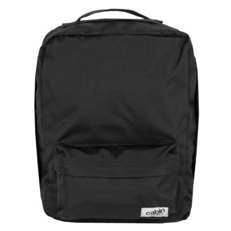 CabinZero Studentský batoh Varsity Absolute Black 26 l