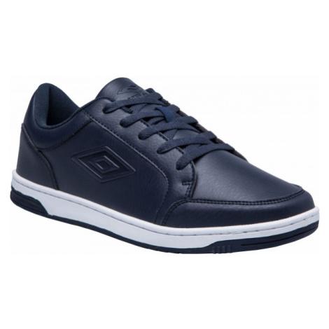 Umbro RICHMOND modrá - Pánska voľnočasová obuv