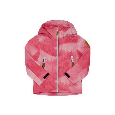Reima Nepremokavá bunda 531414 Ružová Regular Fit