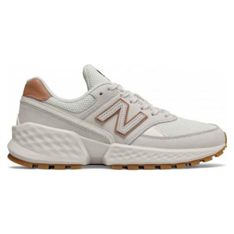 New Balance WS574ADC biela - Dámska obuv na voľný čas