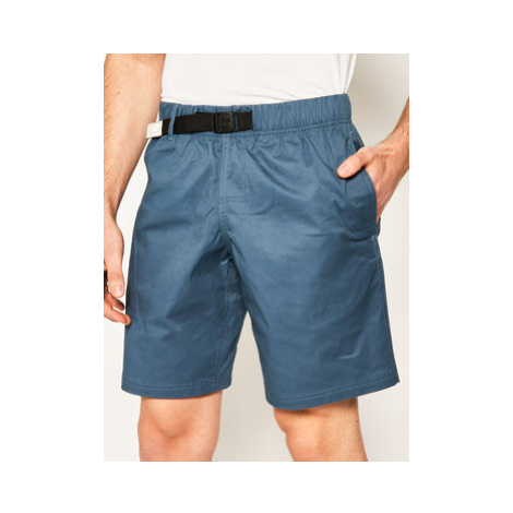 New Balance Bavlnené šortky MS01500 Tmavomodrá Athletic Fit