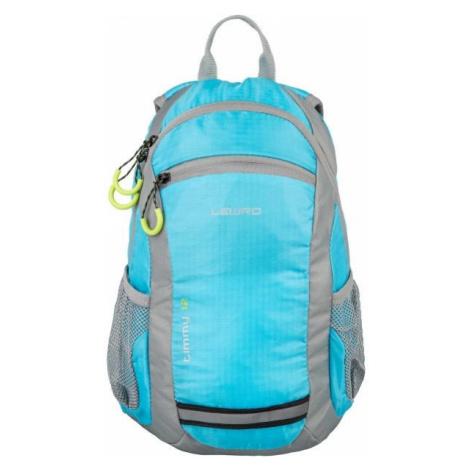 Lewro TIMMY 12 modrá - Detský batoh