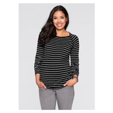 Materské tričko/tričko na dojčenie so spínacími gombičkami