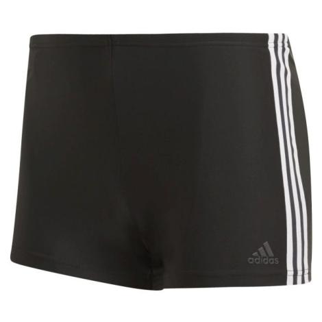 adidas FIT BX 3S čierna - Pánske plavky