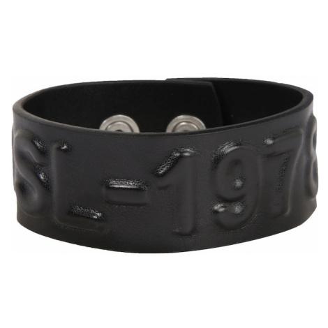 DIESEL Retiazka ' A-DE78 - bracelet'  čierna