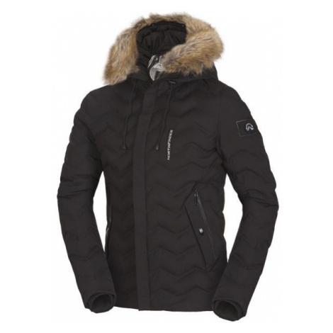 Northfinder DONAS čierna - Pánska bunda
